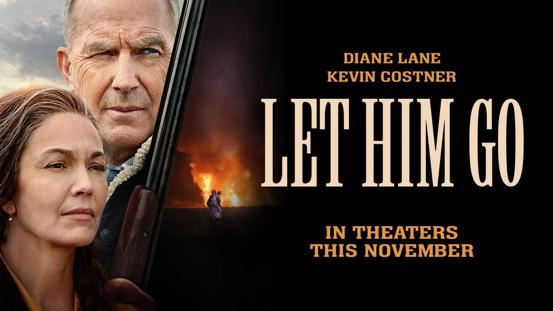 Movie Review and Digital Code GIVEAWAY: Let Him Go {ends 2/7}