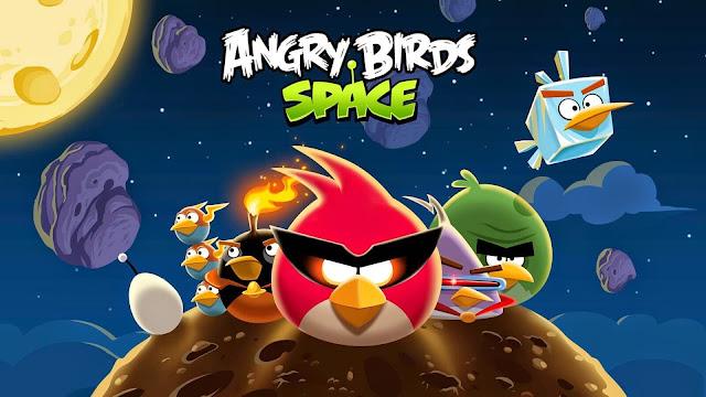 تحميل لعبة الطيور الغاضبة للكمبيوتر والموبايل برابط مباشر