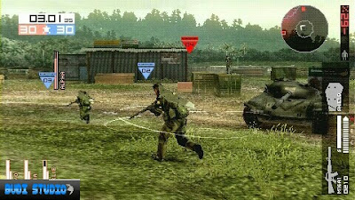 Metal Gear Solid: Peace Walker PPSSPP Android 2