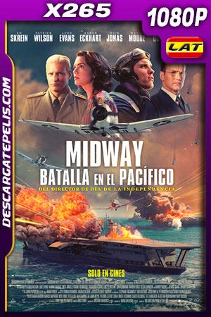 Midway: Batalla en el Pacífico (2019) 1080p x265 BDrip Latino – Ingles