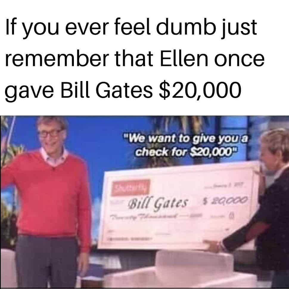 funny-memes-of-bill-gates-and-ellen