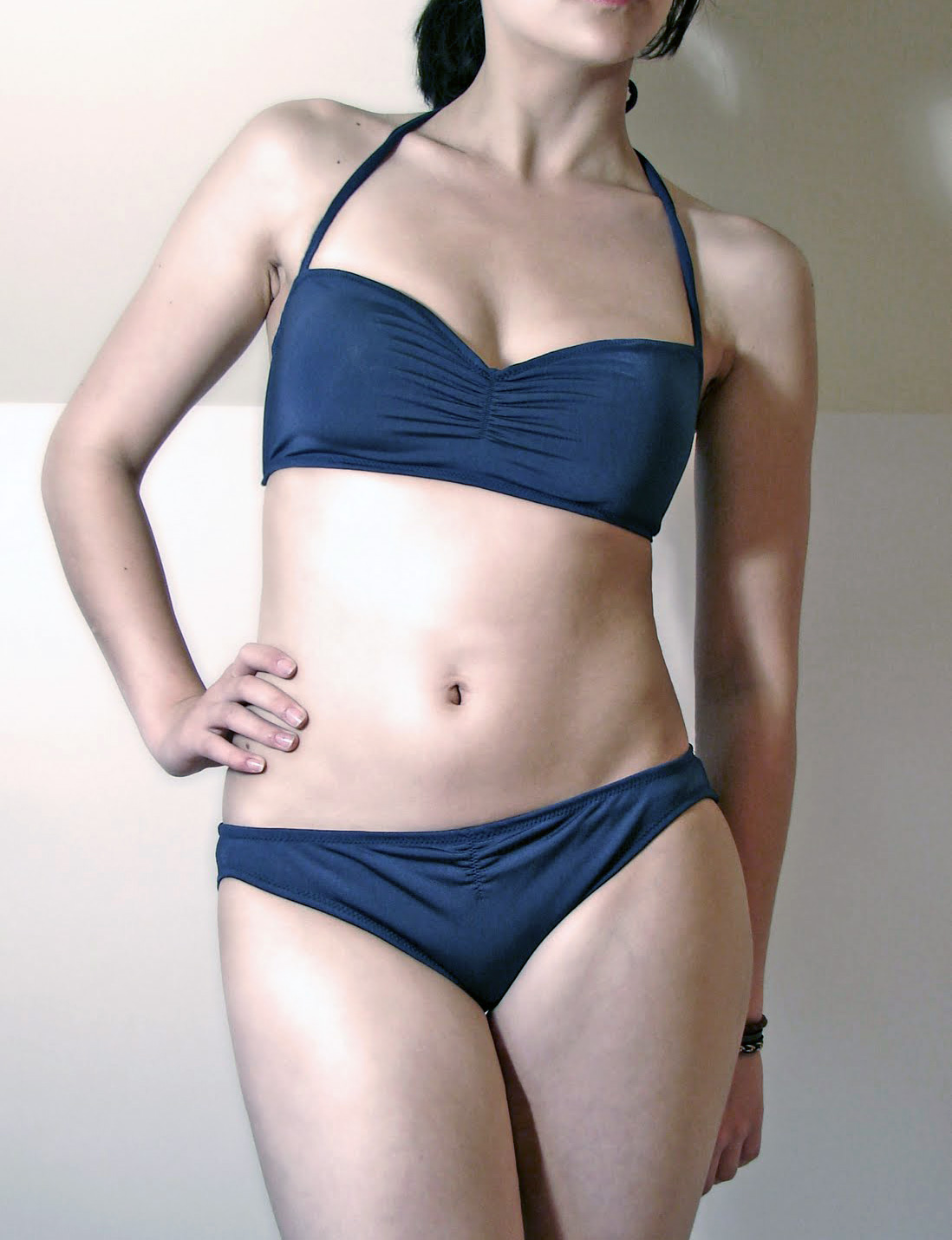 Free Swimsuit PDF Pattern + Sewing Tutorial