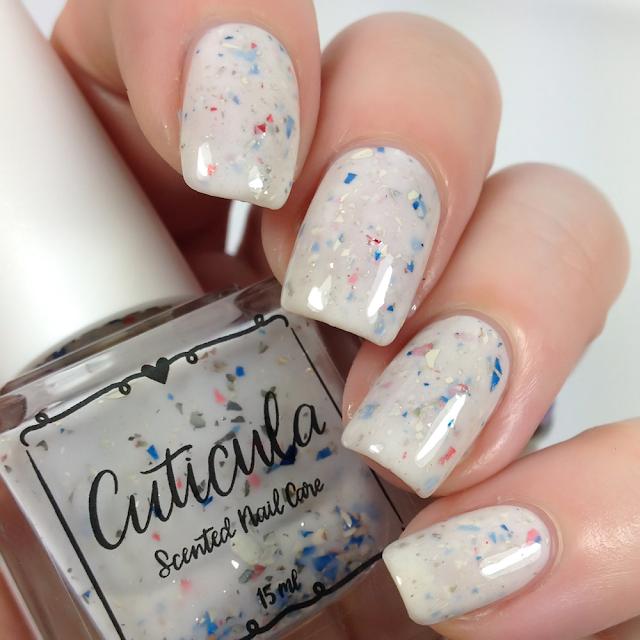 Cuticula-Spangled