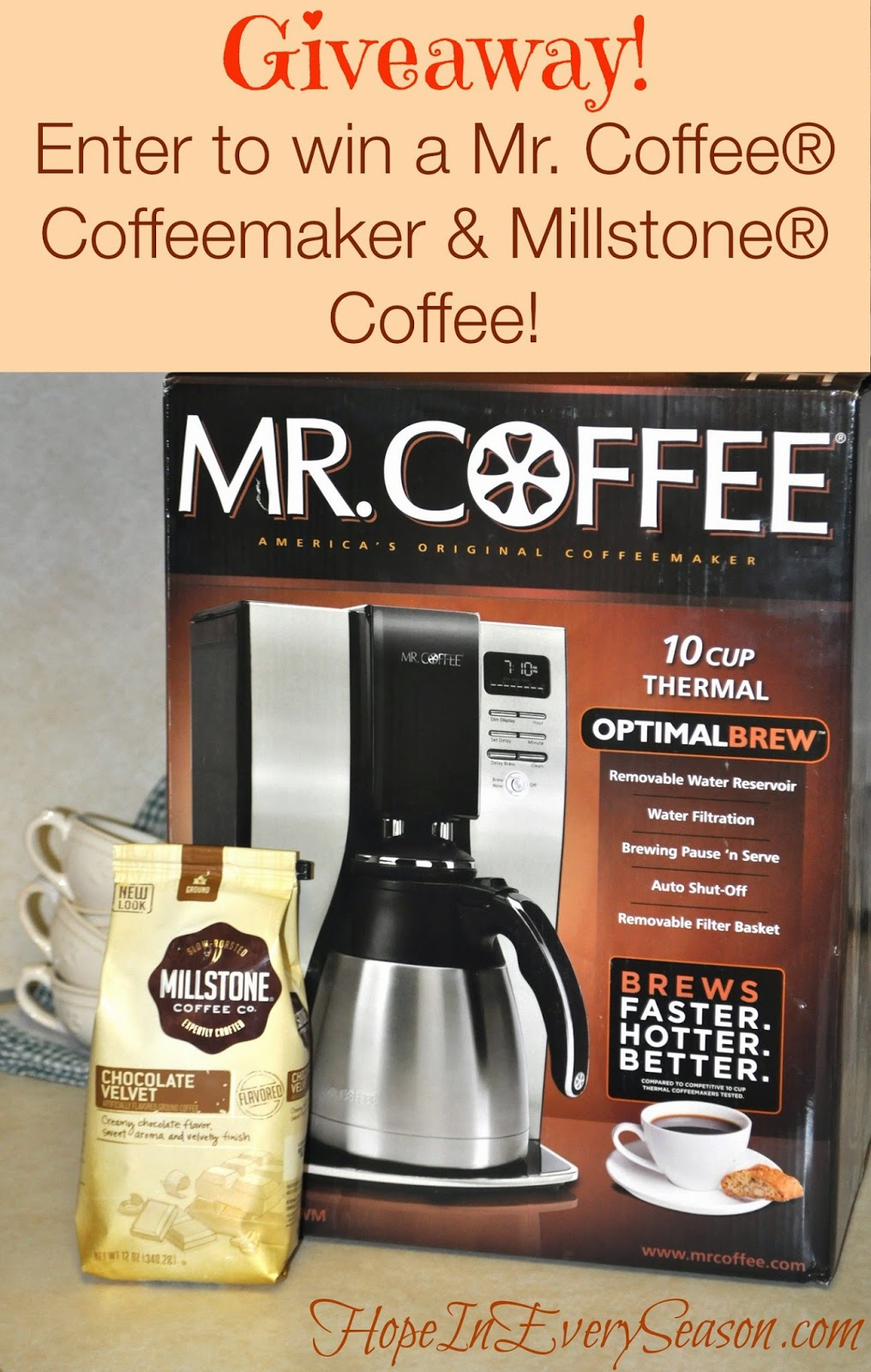 Classical Homemaking Morning Coffee Giveaway Win A Mr