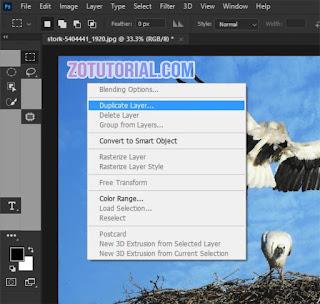 Cara Menggandakan Layer di Photoshop CC Terbaru