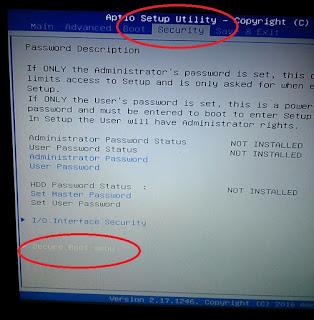 cara install windows 7 asus x455l work