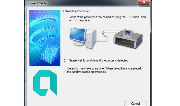 Tutorial Lengkap Cara Install Driver Printer Canon ip2770 Tanpa CD