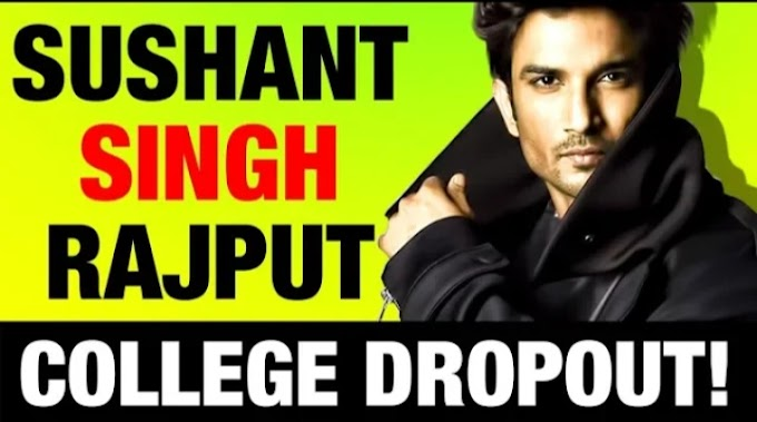 Sushant Singh Rajput Biography   Bollywood   Life Story