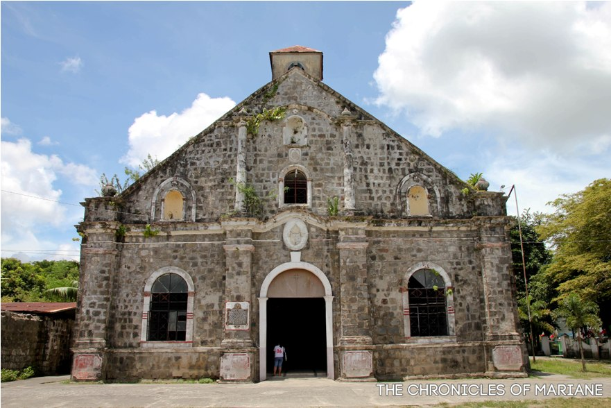 The Chronicles of Mariane: Charming Churches of Camarines