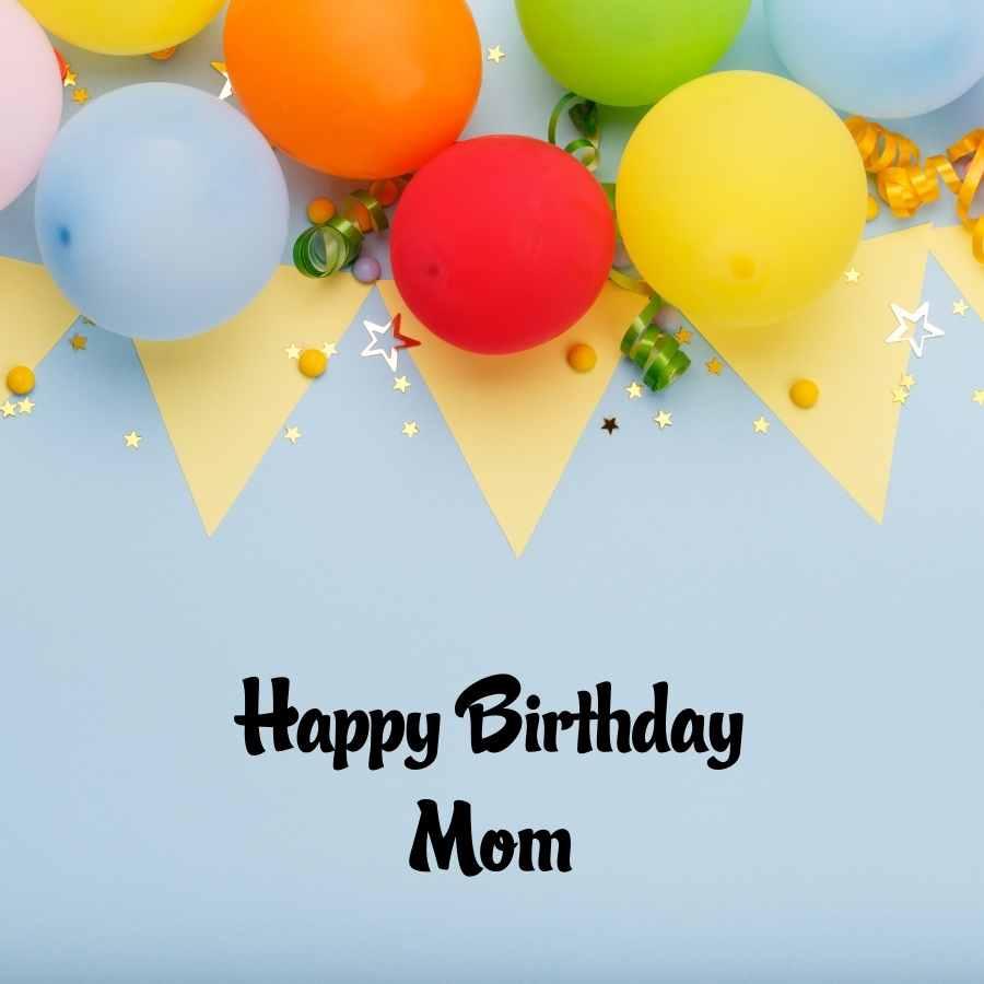 happy birthday mummy images