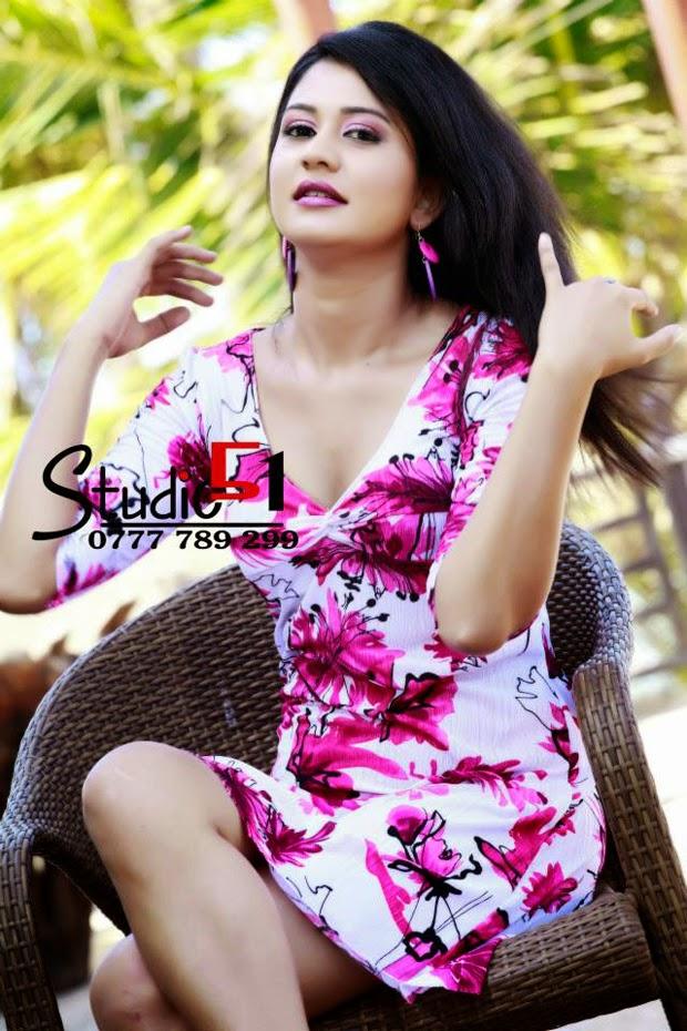 Shani Shenaya | Sri Lankan Actress And Models: Shani Shenaya