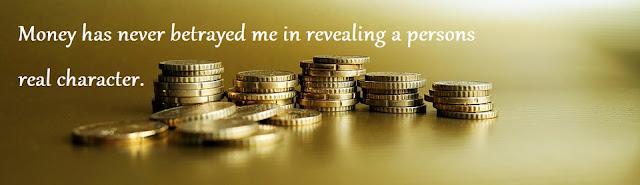 Quotes on money