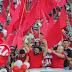 Vermelhou! Motorriata de Hélio e Dr. Silvano tomou conta das principais ruas de Belo Jardim, PE