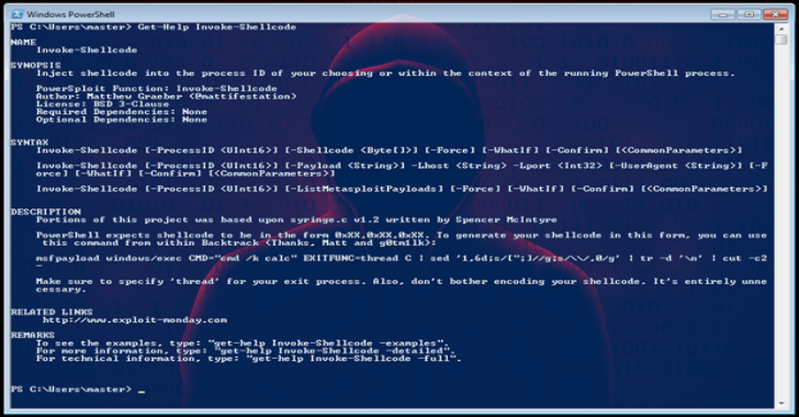 PowerSploit : A PowerShell Post-Exploitation Framework