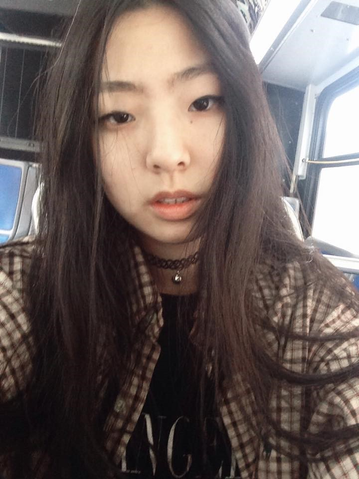 Asian With Black Hair 16