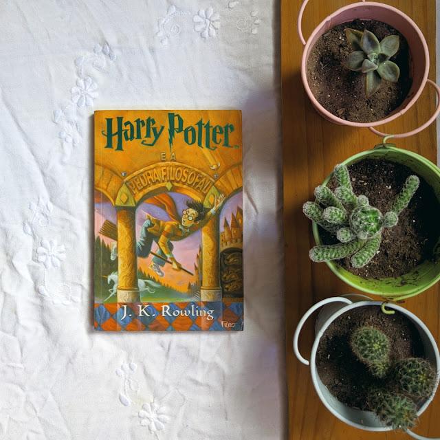 indicação harry potter e a pedra filosofal