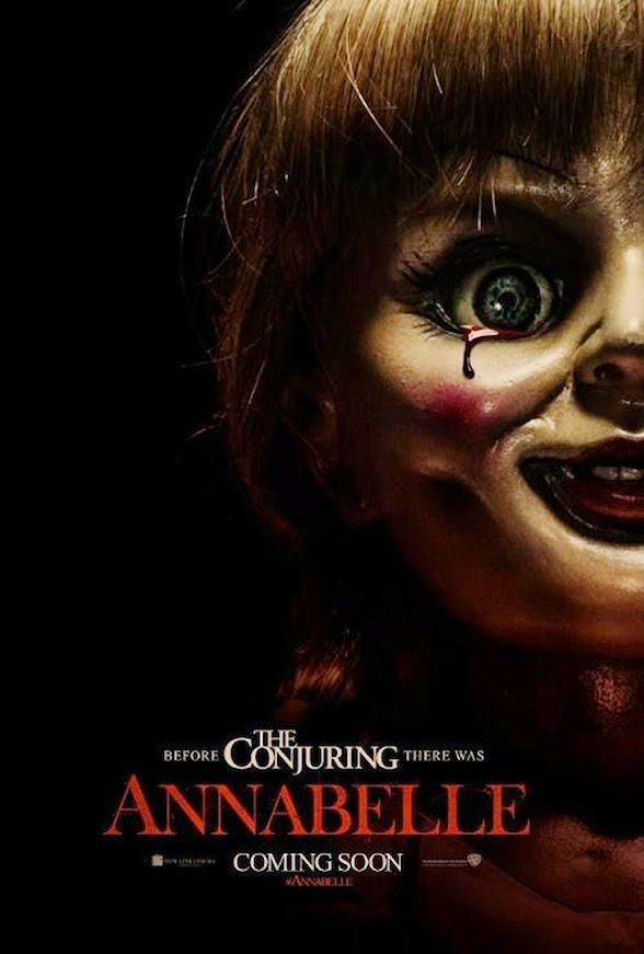 Annabelle Ver gratis online en vivo streaming sin descarga ni torrent