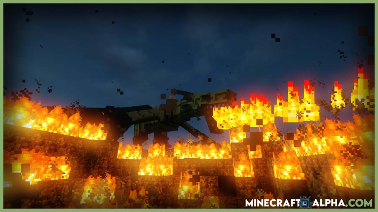 Minecraft Ice and Fire Mod - Dragons in a Whole New Light