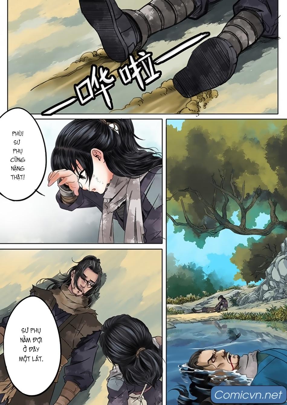 Thiên Cơ Lệnh trang 4