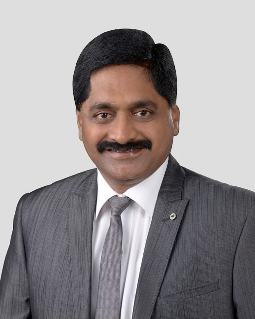 Mr. G. Soundararajan, Vice Chairman - C.R.I. Group