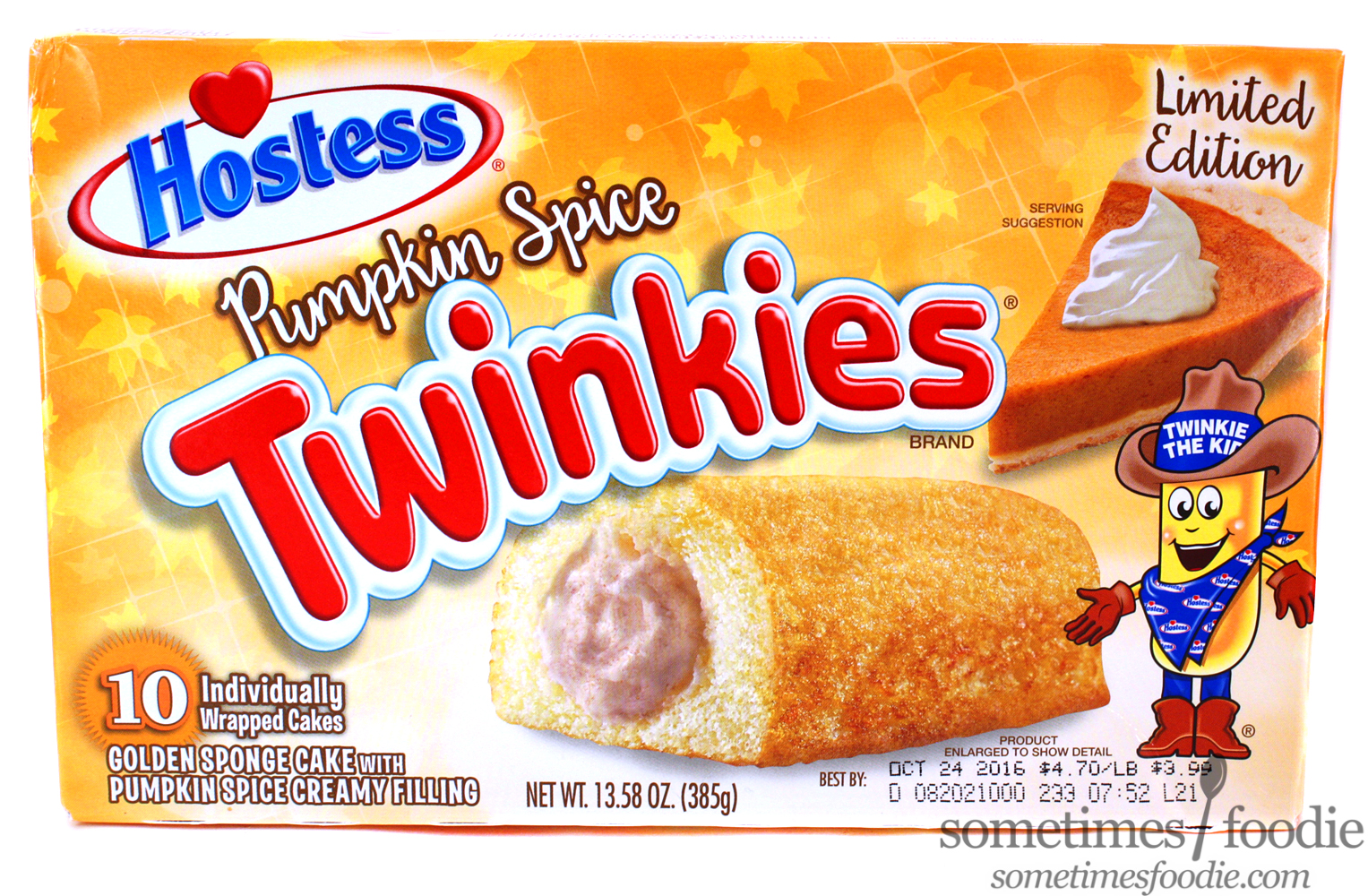Things To Put On Shelves Sometimes Foodie Pumpkin Spice Twinkies Walmart