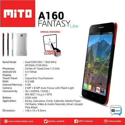 Mito Fantasy Lite A160