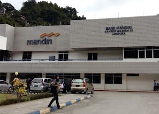 ATM CDM MANDIRI Setor Tunai JAYAPURA