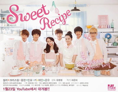 Etude House Sweet Recipe  Candy Stick