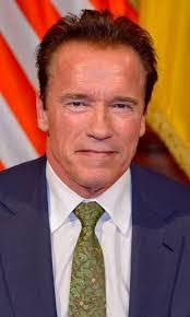 """As proud as I am to label myself a Republican, I will not vote for Donald Trump"" - Arnold Schwarzenegger"