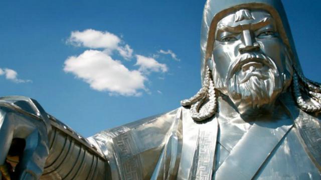 Genghis Khan's Code