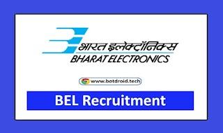 BEL Recruitment 2020: Apply Online 175 Apprentice, Engineer, Officer Vacancies   BEL India Jobs