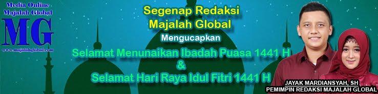 Majalah Global Mengucapkan Selamat Menunaikan Ibadah Puasa 1441 H