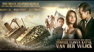 Ulasan FILM Tenggelamnya Kapal Van Der Dijk