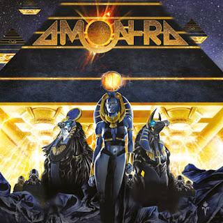 """Το τραγούδι των Amon-Ra """"Cloak and Dagger"""" από τον δίσκο """"In the Company of the Gods"""""""