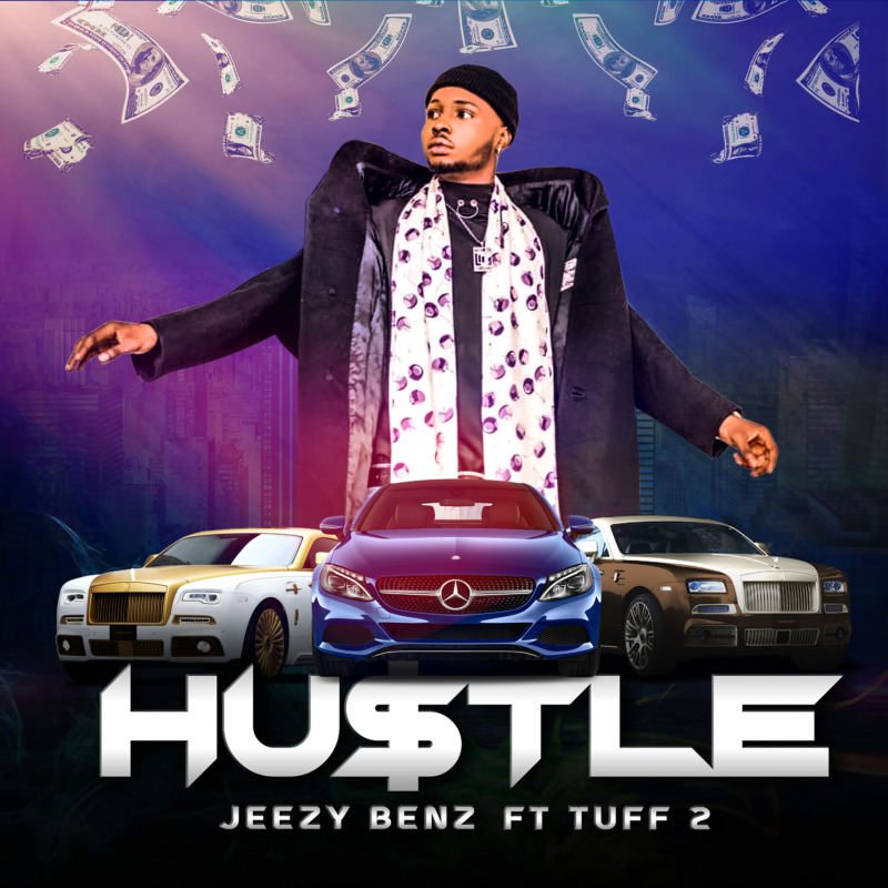 "[Audio + Video] Jeezy Benz – ""Hustle"" ft. Tuff 2 #Arewapublisize"
