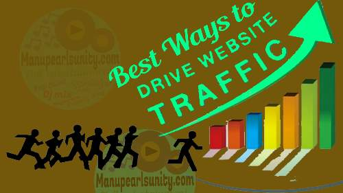 drive traffic to your ecommerce store website