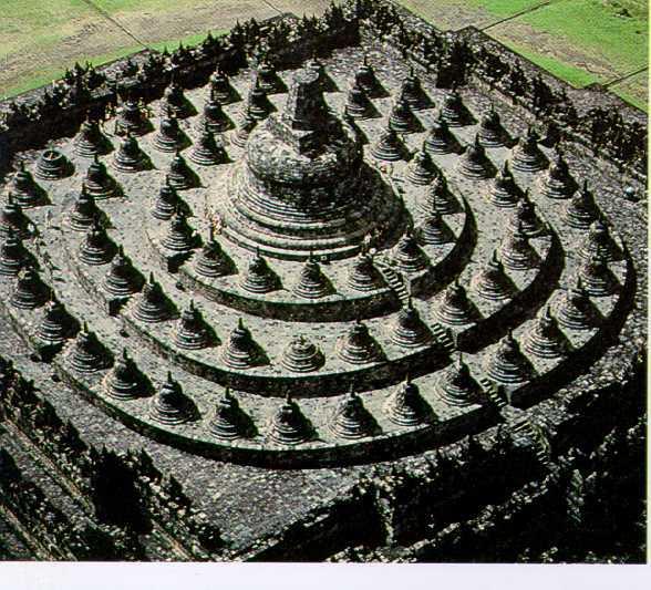 Stupa Arca Gapura Dan Relief Plengdut Com