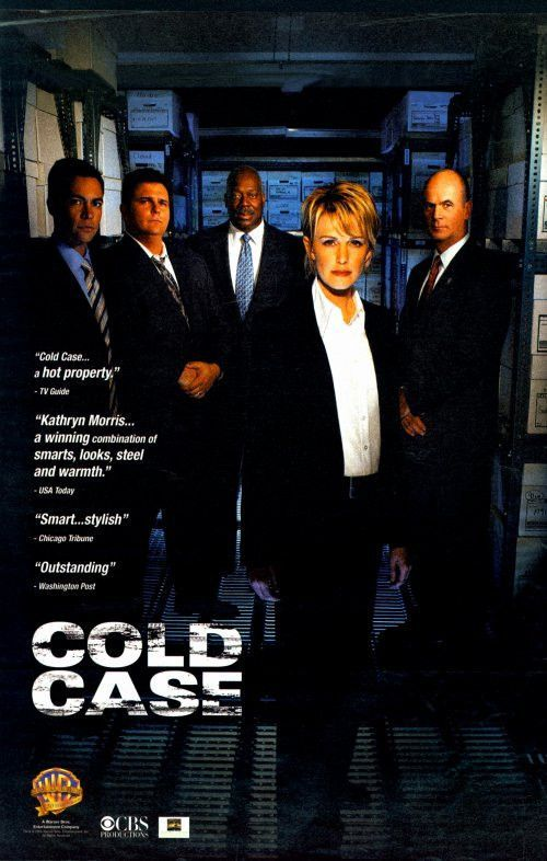 Cold Case Serie Completa Castellano / Ingles