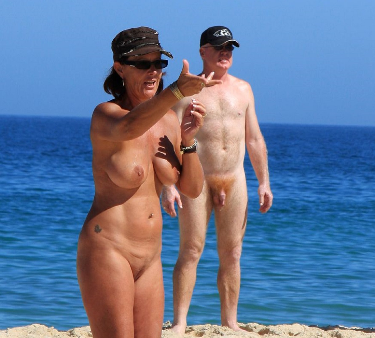 Public Nudity Project Nude Beach Olympics 2009 -8547
