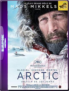 El Ártico (2018) [Latino-Ingles] [1080P 60FPS ] [Hazroah]