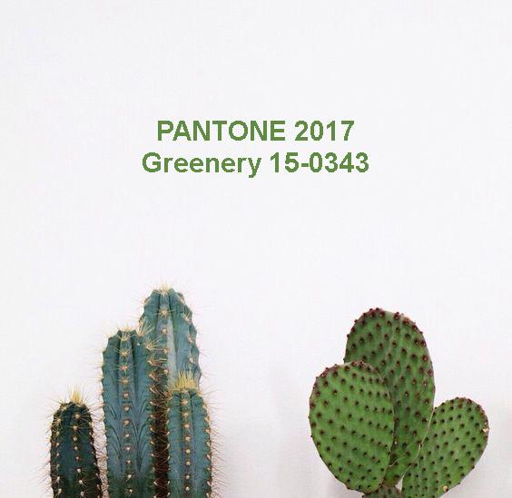 El color del año 2017