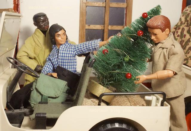 árbol de Navidad Madelman