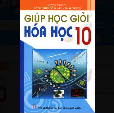 Giúp Học Giỏi Hóa Học Lớp 10 ebook PDF-EPUB-AWZ3-PRC-MOBI