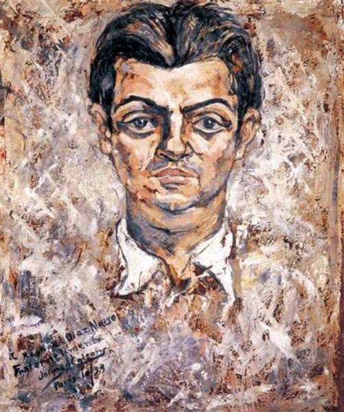 Retrato Díaz Niese, 1933