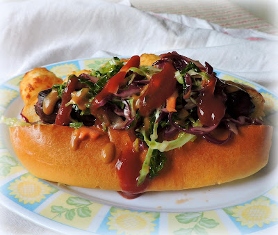 Korean Hot Dogs