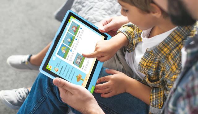 MatePad T10 Kids Edition, Tablet Aman Untuk Anak