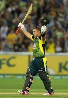 Aaron Finch 121 - Australia vs England 1st ODI 2014 Highlights