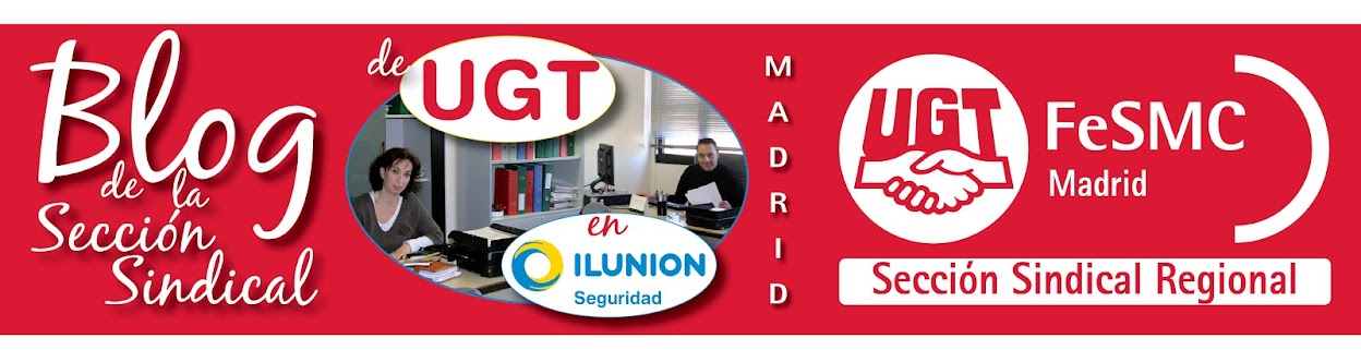 Blog ugtilunionseguridadmadrid