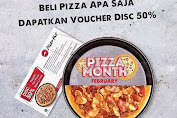 Promo Pizza HUT Beli Pizza Apa Aja Dapat Voucher Diskon 50% Periode 1- 29 Februari 2020