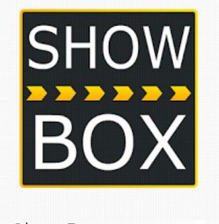 Show Box aplikasi untuk nonton streaming film dan acara tv